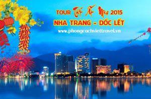 Tour du lịch Nha Trang 3N3Đ Tết Ất Mùi 2015
