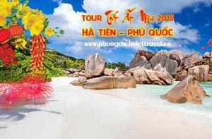 Tour du lịch Hà Tiên - Phú Quốc 3N3Đ Tết Ất Mùi 2015