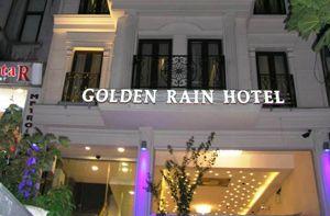 Khách sạn Hoàng Vũ - Golden Rain Hotel
