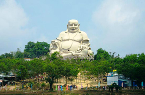 Tour du lịch Châu Đốc - Núi Cấm - Tịnh Biên