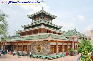 Tour Châu Đốc - Hà Tiên - Rạch Giá - Phú Quốc