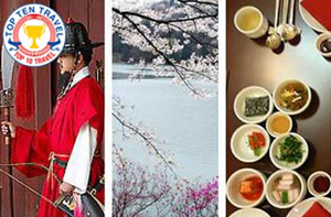 Tour du lịch Hàn Quốc hè 2015