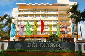 Khách sạn Đồi Dương tọa lạc tại trung tâm TP Phan Thiết