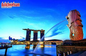 Du lịch Singapore 4 ngày dịch vụ 4 sao