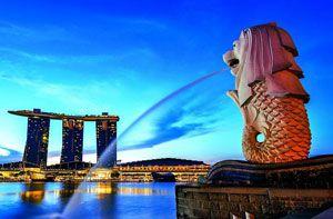 Tour Singapore 4 ngày ở khách sạn 4 sao