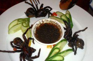 Khám phá đặc sản từ côn trùng ở miền Nam đất Việt
