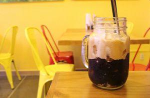 Cà phê trứng đá lạnh phong cách Italy