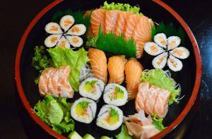 Quán Nhật ngon và giá không