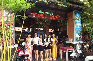 Nhà hàng ẩm thực Tri Kỷ