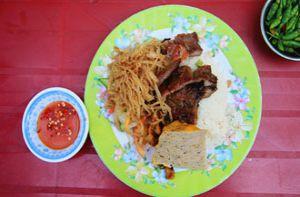 Ba món ăn đường phố ở Sài Gòn níu chân du khách