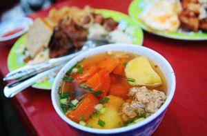 Sà bì chưởng - món ăn rất đỗi Sài Gòn