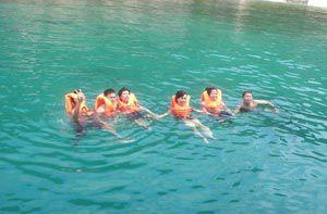 Tour du lịch hè 2015 Cổ Thạch - Cam Ranh - Đảo Bình Ba