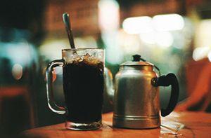 Quán cà phê vỉa hè dành cho