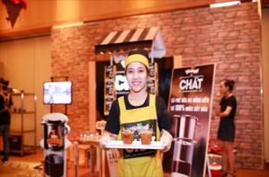 Chất Sài Gòn trong ly cà phê sữa đá