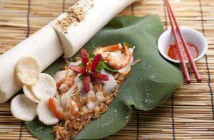 Gỏi củ hũ dừa - món ăn xa xỉ, tinh hoa của người dân miền Tây