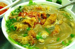 Những món ăn nổi tiếng nhất Thái Bình