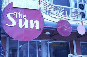 Nhà hàng The Sun