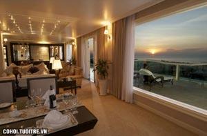 Tour Biển xanh Phan Thiết - Resort 5 sao Sea Links City